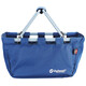 Outwell Folding Basket Bag blue